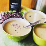 Soup-Turnip-Potato-Microgreens